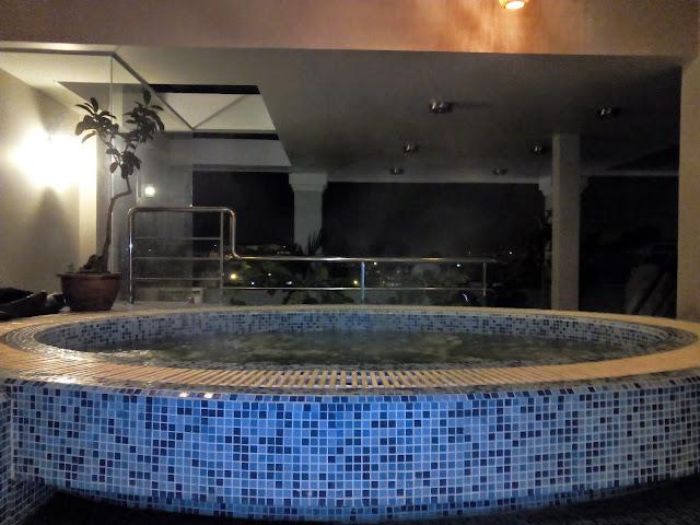 Jacuzzi, dreams hotel, dalat, vietnam