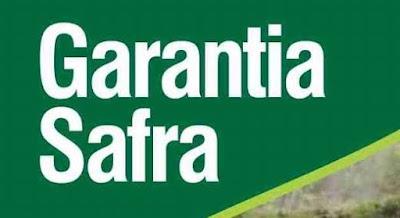 Prorrogado prazo para pagamento do Garantia Safra