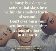 Jealousy- A Slow Poison Killing Everyone From Inside!