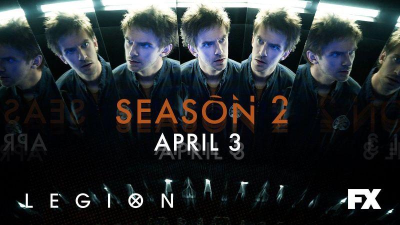 Dị Nhân Legion 2