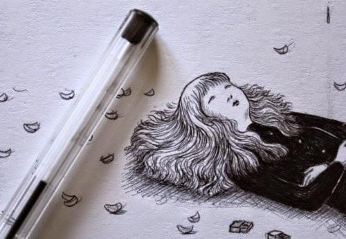 virginia mori illustrazione
