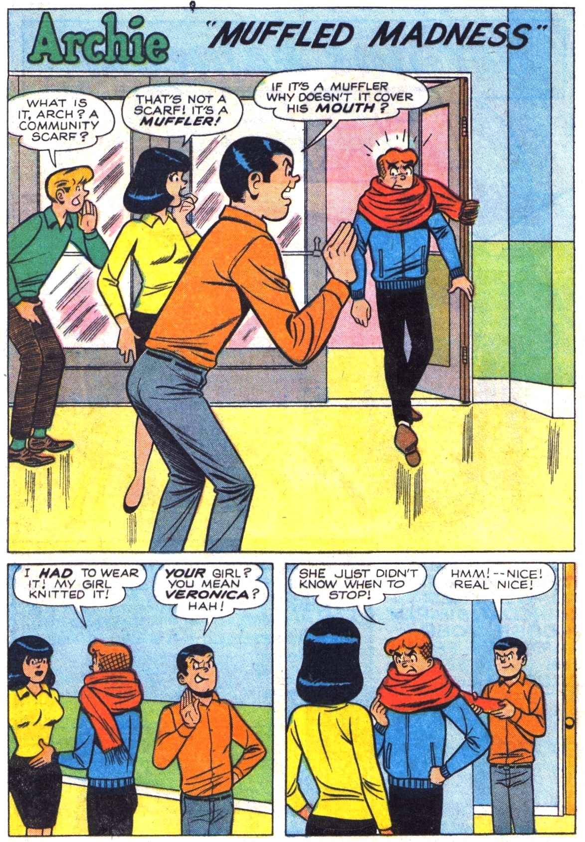 Read online Archie (1960) comic -  Issue #164 - 20