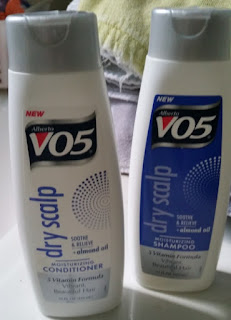 vo5 dry scalp control set