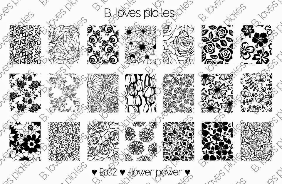 Lacquer Lockdown - B. Loves Plates nail art stamping plates, nail art stamping blogs, nail art stamping, new nail art stamping plates 2014, new nail art image plates 2014, new image plates 2014, stamping, cute nail art ideas, indie nail art stamping plates, stamping, moyou london, pueen, polish nail art stamping plates