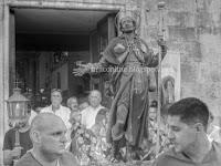Sv. Rok fjera Sutivan slike otok Brač Online