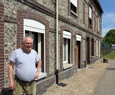 GRAND-QUEVILLY. Quevillais depuis toujours, Alain Anger va sans doute devoir quitter la maison qu'ont occupée plusieurs générations de sa famille.