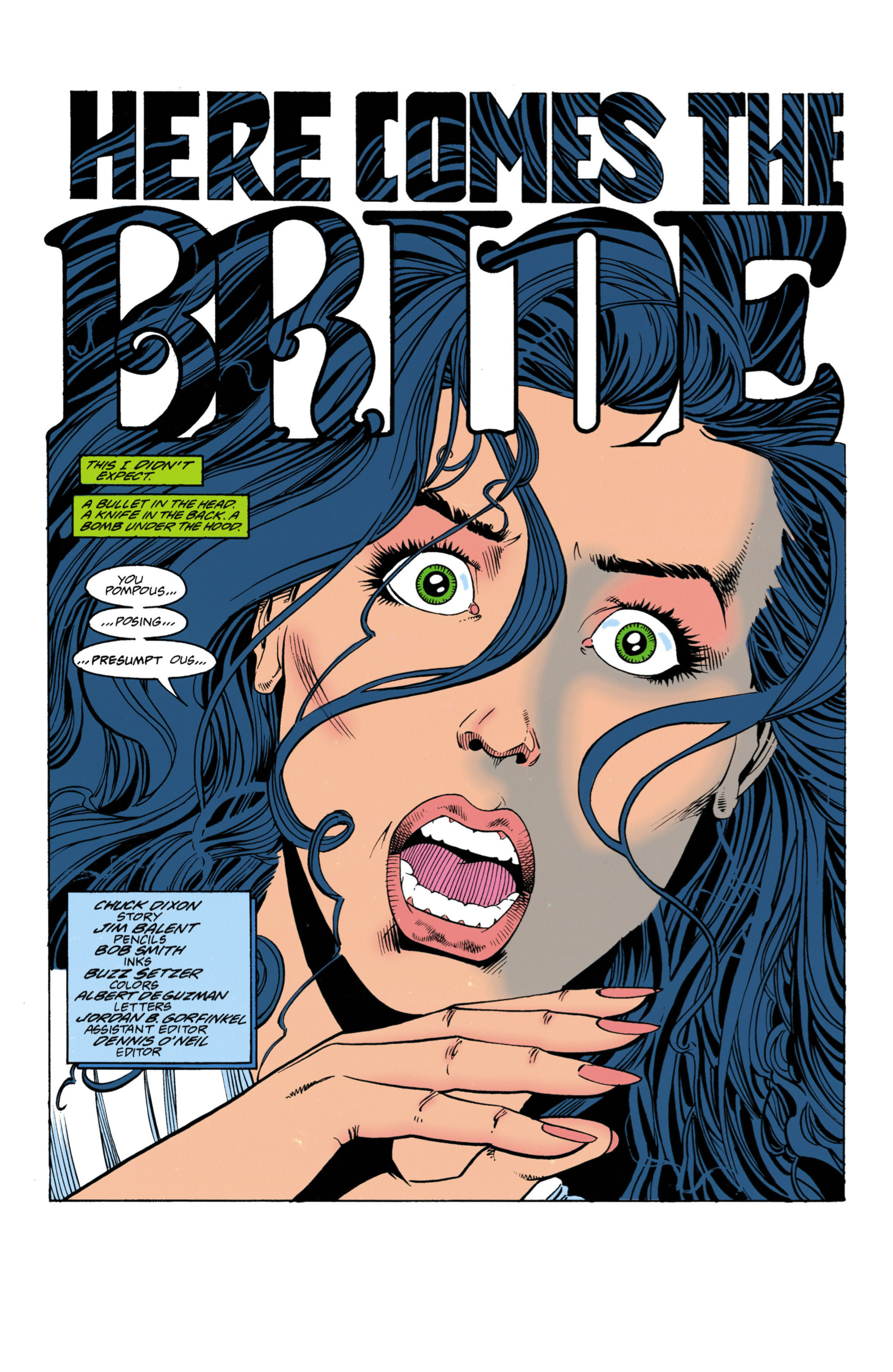 Catwoman (1993) Issue #18 #23 - English 2
