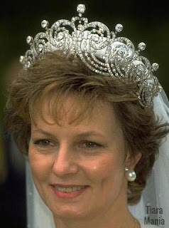 countess essex cartier diamond tiara margareta romania