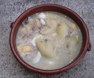 Sopa de Binéfar de José Dobón