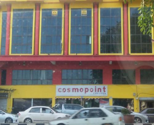Pendaftaran pelajar Cosmopoint Kuantan