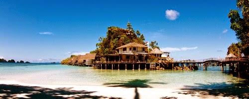 Misool Eco Resort raja ampat papua