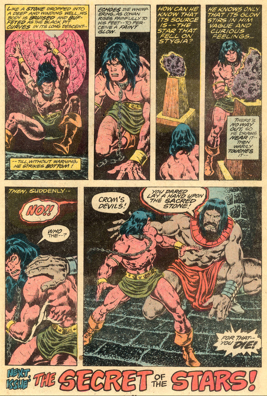 Conan the Barbarian (1970) Issue #76 #88 - English 18