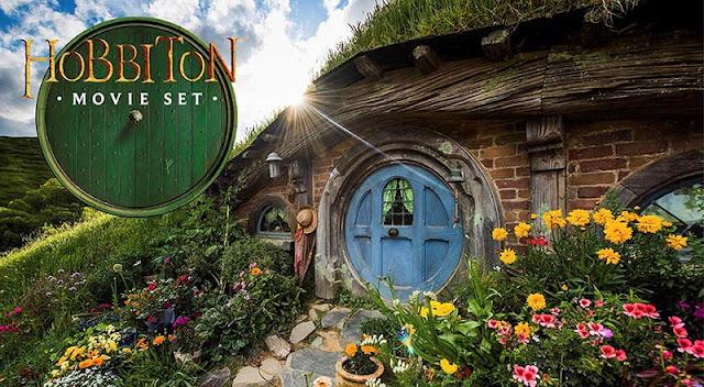Dia 13 (II): Excursió a Hobbiton!