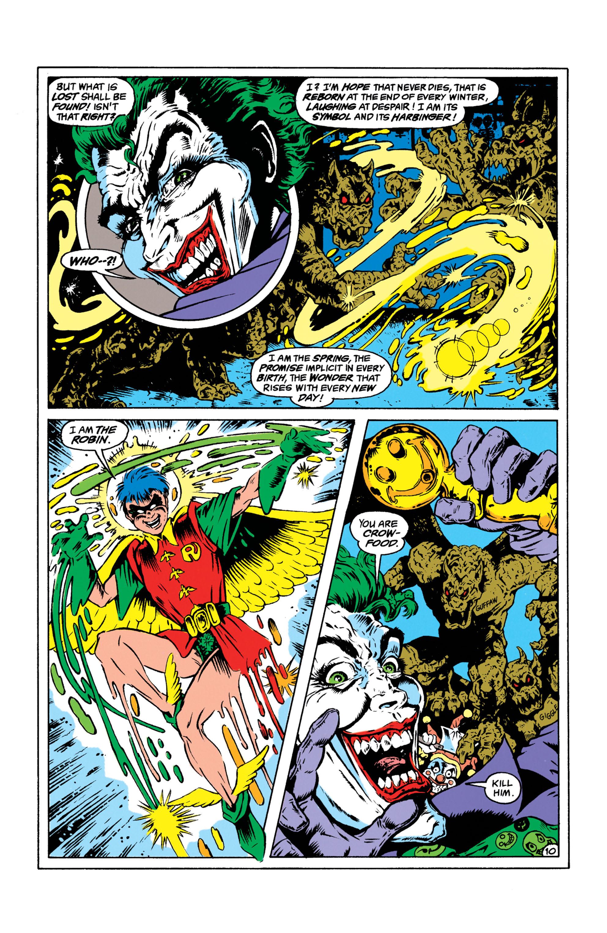 Detective Comics (1937) 623 Page 10