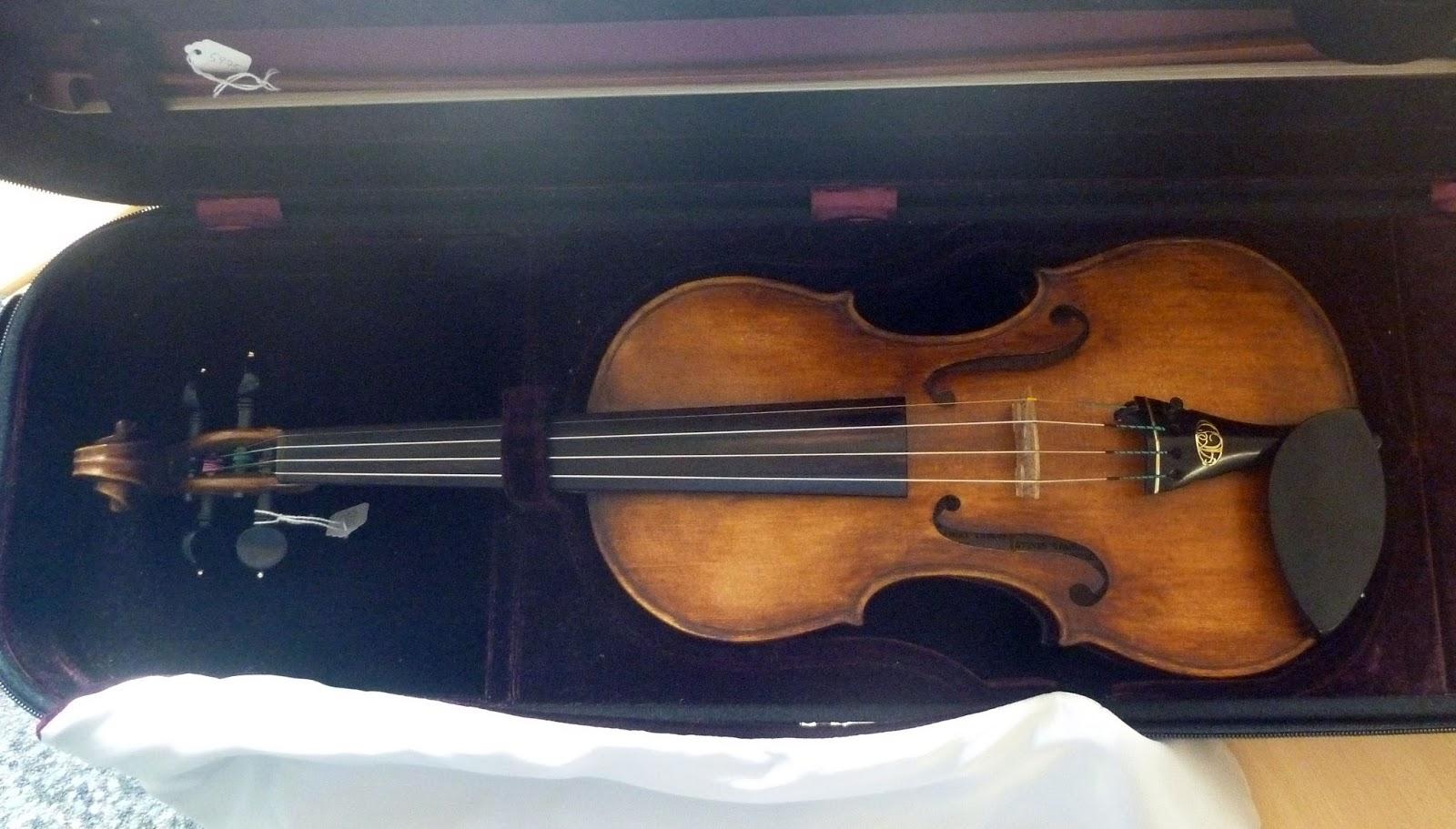 the sherlock violin i hear of sherlock everywhere