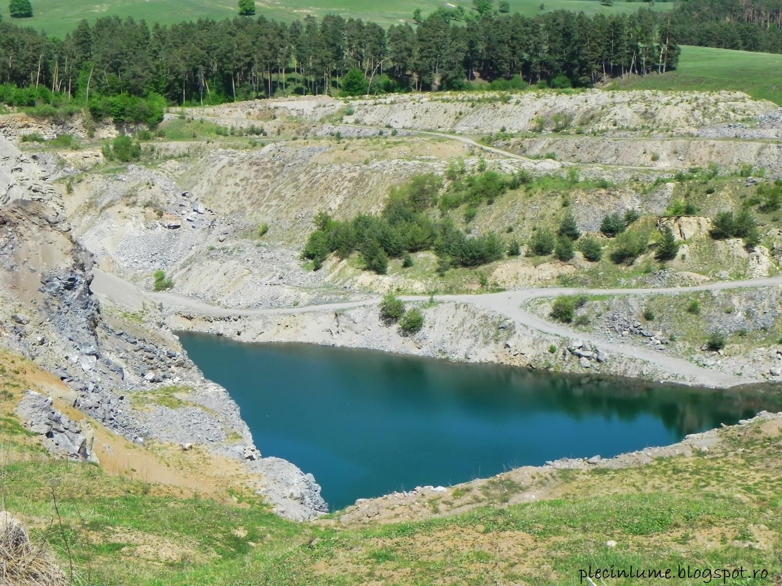 Lacul de la Racos