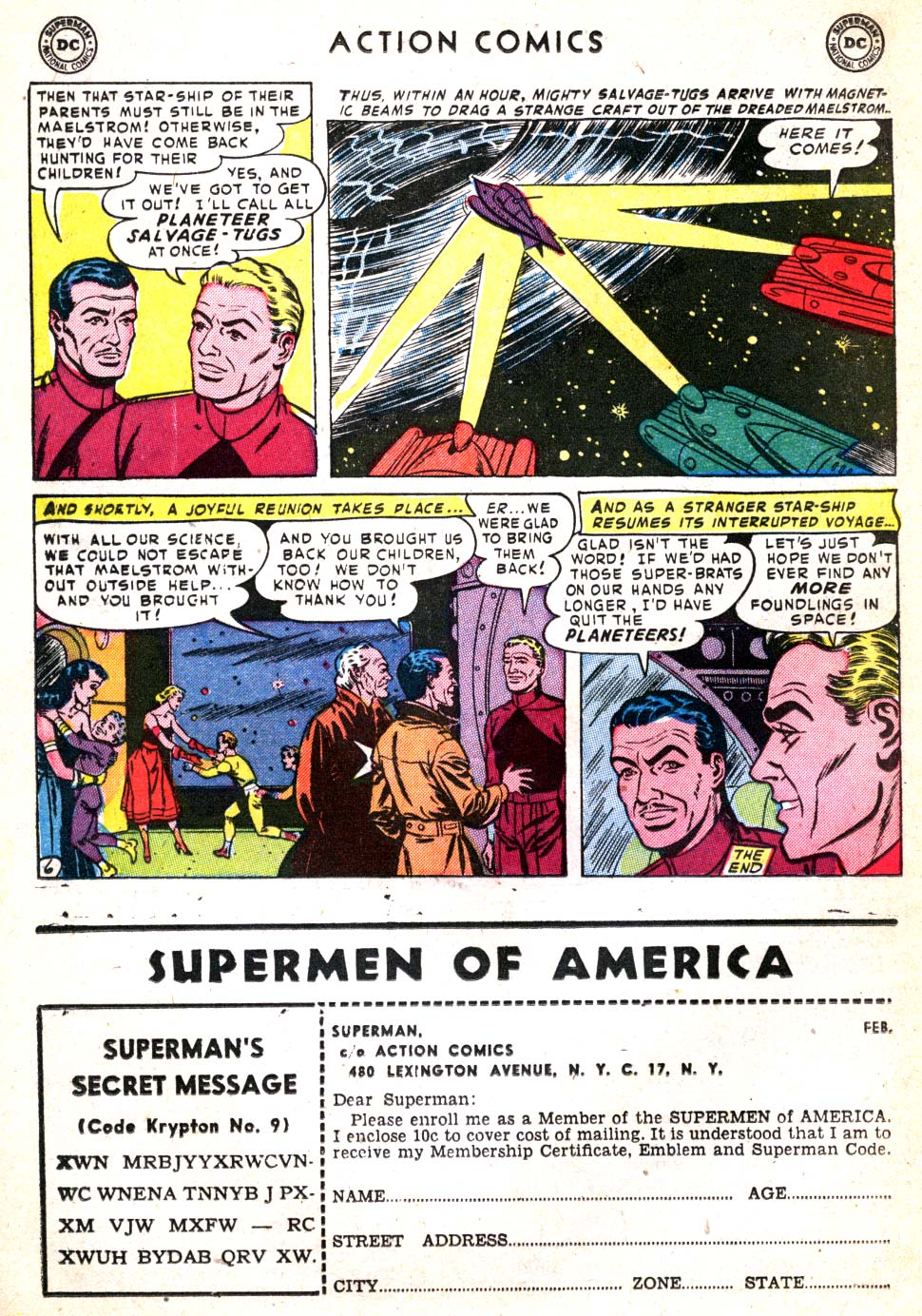 Read online Action Comics (1938) comic -  Issue #177 - 30