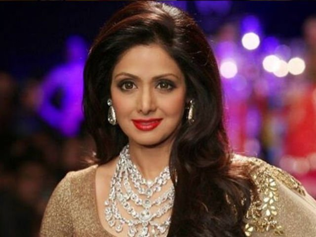 Legendary Bollywood Actress Sridevi Dies At Age 54
