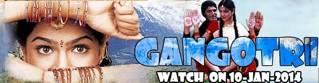 Gangotri 2014 Hindi Dubbed WEB HDRip 650mb