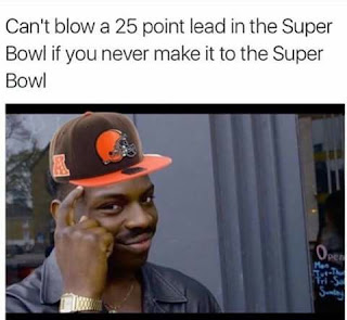 #nfl.- can't blow a 25 point lead in the #superbowl if you never make it to the super bowl