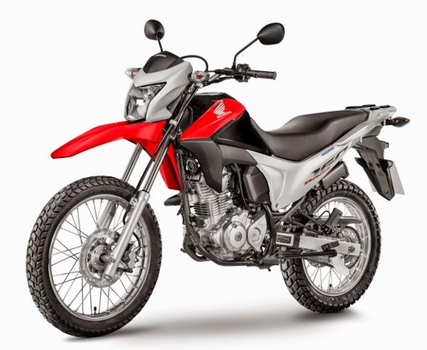 Esta é A Nova Honda Bros 160cc 2019 Confira Financiar Moto Honda