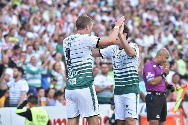 Santos igualó 1-1 ante Tigres