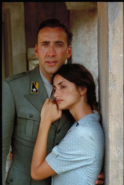 Captain Correlli's Mandolin - Nicolas Cage & Penelope Cruz