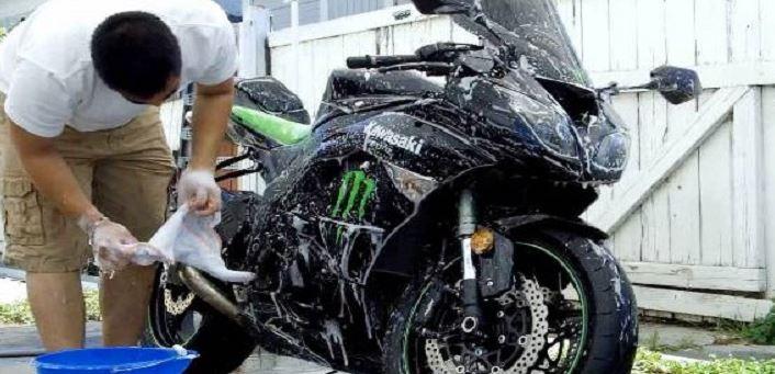 Memulai Usaha Cuci Motor Agar Sukses Besar