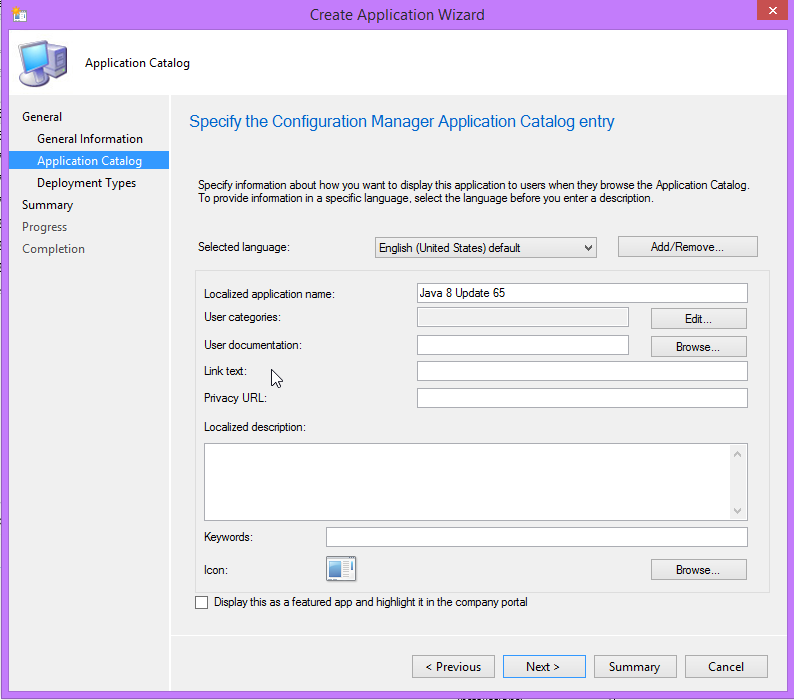 Geek Mode On: Java 8 Deployment with SCCM 2012 and