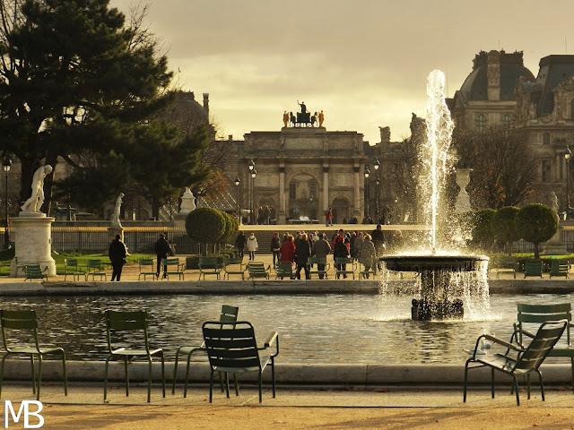 Triomphe du Carrousel parigi