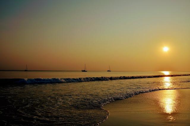 Andaman and Nicobar Islands - Havelock Island - Radhanagar Beach Sunset