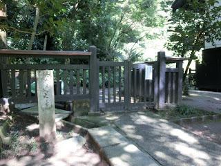 松ヶ岡文庫入口