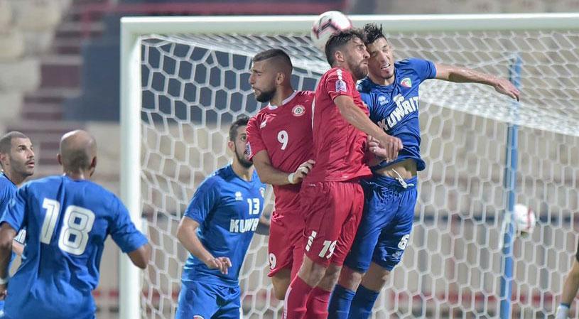 لبنان vs كوريا الجنوبية