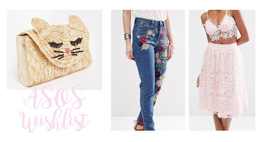 Asos Wish List | What Mollie Wants
