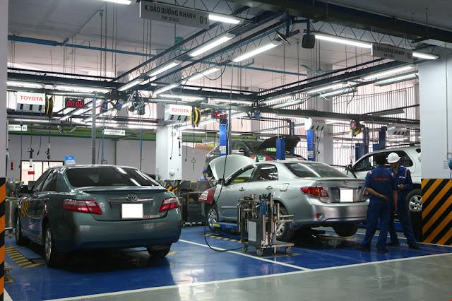 13 cách sử dụng xe Toyota Vios tiết kiệm nhiên liệu - ảnh 9