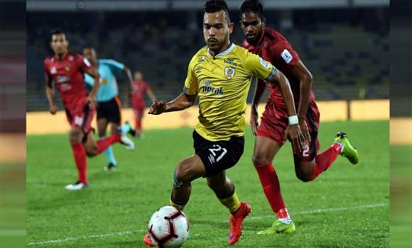 Piala FA: Perak mara ke pusingan ketiga, tewaskan Negeri Sembilan 2-1