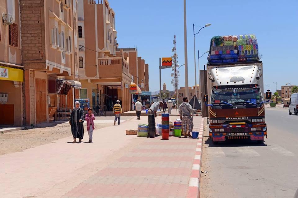 اولاد برحيل - بالصورة اليكم اكسل مدينة في المغرب