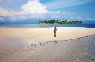 Gili Gosong di Lombok Timur