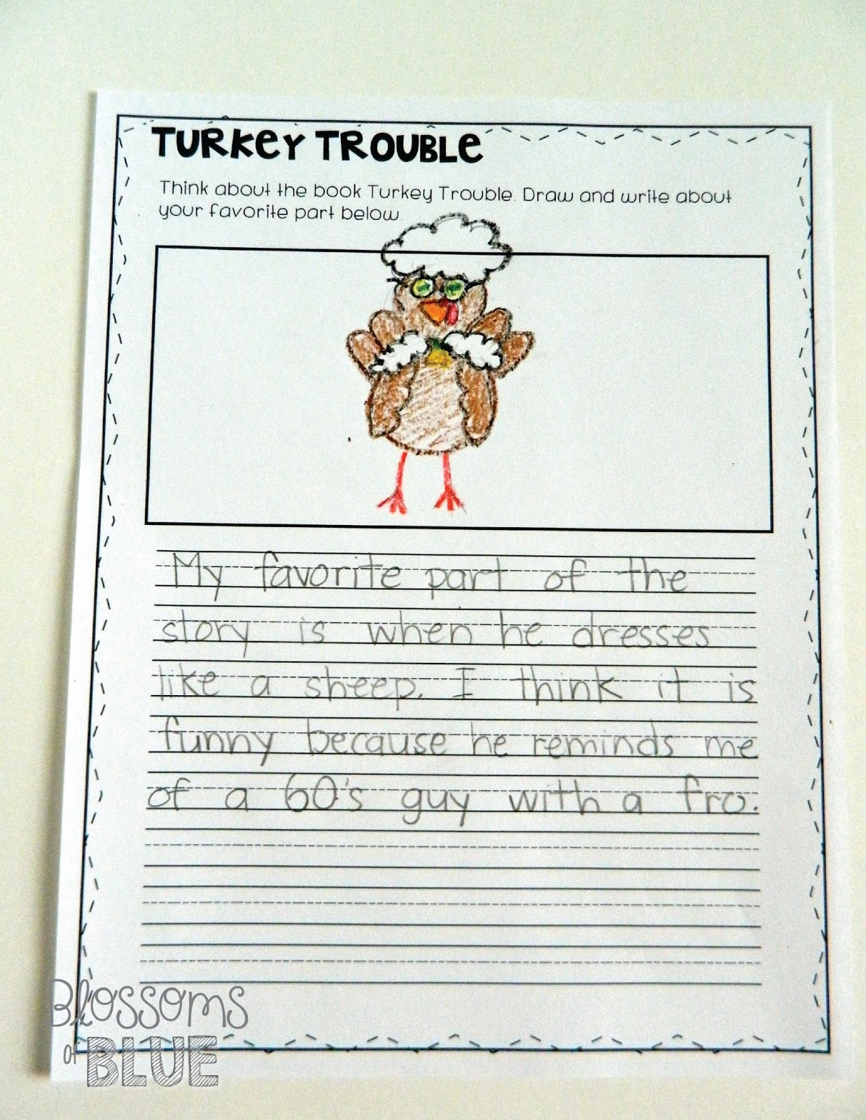 20 Free Thanksgiving Printable Activities for Kids