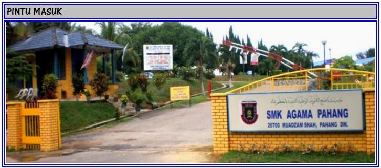 Sektor Pendidikan Islam Jpn Pahang Sekolah Menengah Kebangsaan Agama Pahang Smkap
