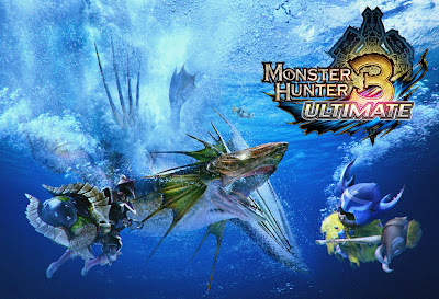 Monster Hunter 3 Ultimate Demo Out Today