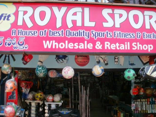 Royal sports Abids Hyderabad