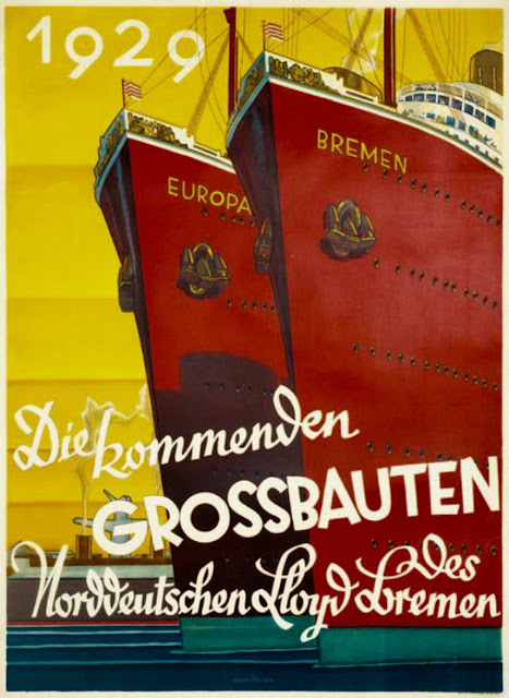 anouncement of Bremen and Europa