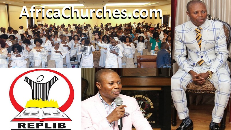 Woman EXPOSED Money Melee In Resurrection Power and Living Bread Ministries Int. - Senior Pastor Apostle S.K. Asamoah Overused church funds