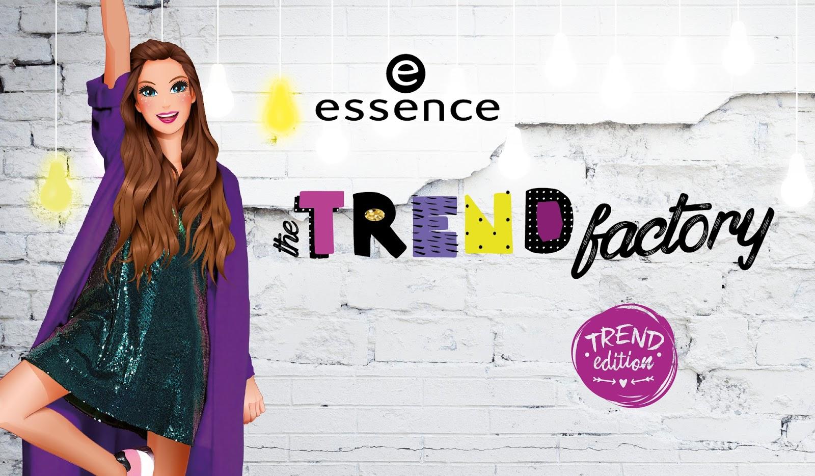 LE Vorschau] essence \'trend factory\' - Nina\'s KosmeTICK