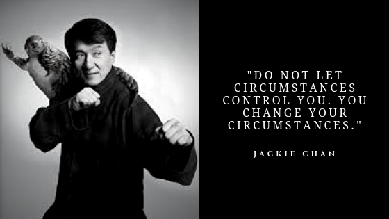 Jackie Chan Quotes Best Inspirational Quotes Of Jackie Chan