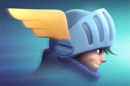 Nonstop Knight Mod Apk (God mod/ Weak enemies/ Damage from enemies reduced to a minimum/ Cheap upgrades for coins)