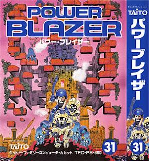 Power Blazer (BR) [ NES ]