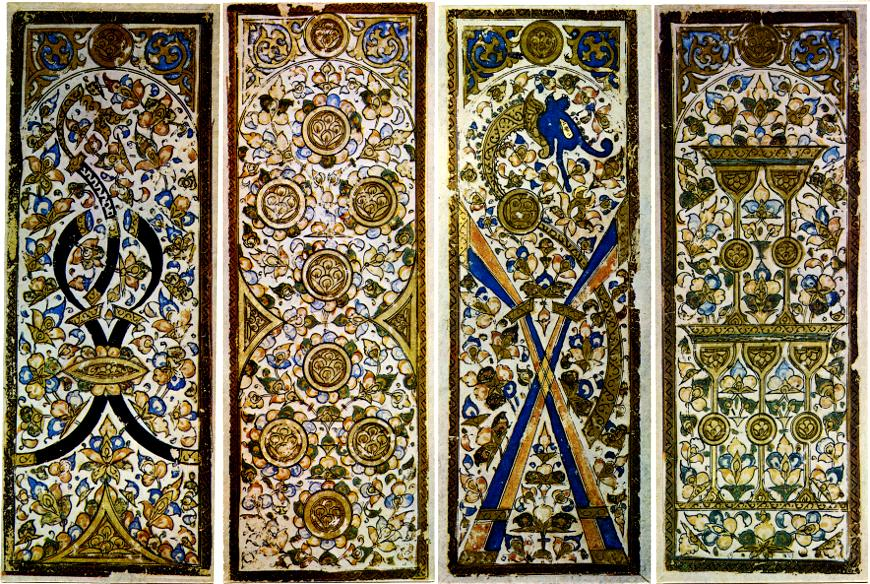 All About Paranormal: Mamluk Cards