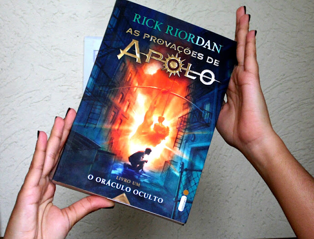 capa do livro o oraculo oculto